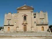 Cassibile. Chiesa del Borgo Vecchio
