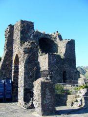 Rovine del castello normanno
