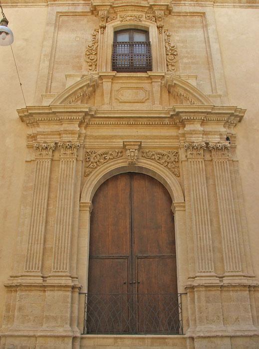 Chiesa di Santa Chiara - Noto
