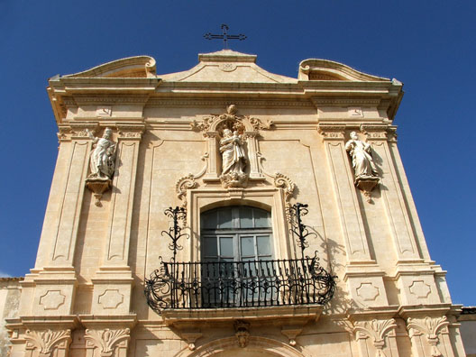 Chiesa Santa Maria Scala del Paradiso - facciata