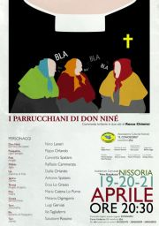 "Commedia ""I PARRUCCHIANI DI DON NINE' """
