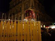 Ceroni Agatini - nello sfondo una candelora