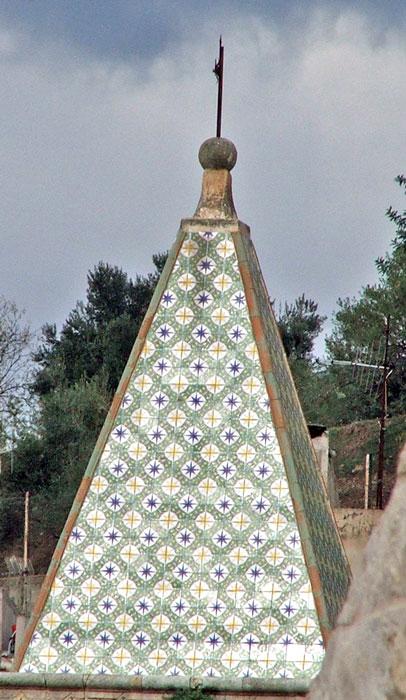 S. Maria della Consolazione - dettaglio
