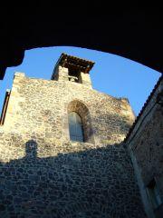 Castello Nelson. Chiesa di S. Maria di Maniace, esterno
