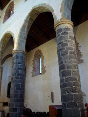 Castello Nelson. Chiesa di S. Maria di Maniace, interno