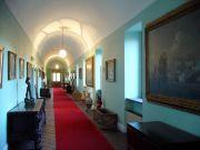 Castello Nelson, corridoio