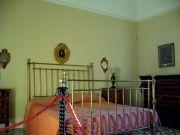 Castello dell'Ammiraglio Nelson, stanza da letto