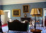 Castello dell'ammiraglio Nelson, salotto
