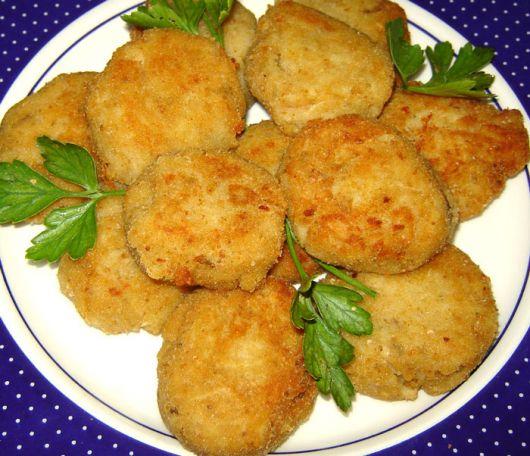 Polpette di melanzane ricette siciliane clicca x leggere for Ricette leggere