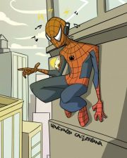 V. Castellana, Spiderman, 2009